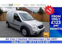 Ford Transit Connect NO VAT LWB TREND MODEL AIR CON HEATED FRON SCREEN REAR RACK
