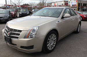 2009 Cadillac CTS4 3.6 AWD Upgraded***PANORAMIC SUNROOF