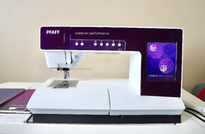 Pfaff *Creative Performance* Embroidery/Sewing machine like NEW