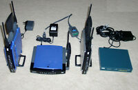 Linksys Routers and Cisco Firewall/VPN