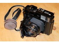 Fujica GS645 Professional medium format film camera