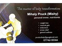 Master of body transformation