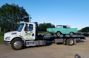 Vehicle Hauling & Towing Service
