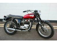 1972 Triumph T100R Daytona 500cc - Matching Frame and Engine Numbers