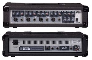 Peavy PVi 4B - Four Channel Mixer Amp W/ Reverb Control