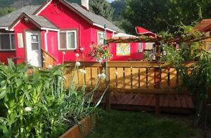 For Sale, new price firm, Perfectly Finished House in Trail BC