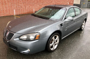 2005 Pontiac Grand Prix GXP - RARE MODEL EXCELLENT CONDITION