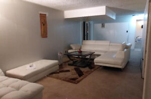 All inclusive two bedroom basement suite with 900sqft space
