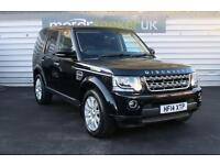 2014 Land Rover Discovery 4 XS VATQ Commercial Sd V6 Auto OVER 3500 Factory ...
