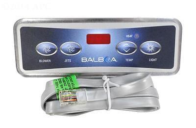 Balboa Lite Duplex Digital Panel - Balboa Lite Duplex Digital Spa Hot Tub Control Panel Keypad 51676