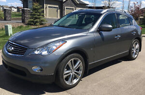 2014 QX50 Infiniti Journey SUV, Crossover