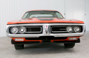 1971 Dodge Charger RT 440-6-Pack