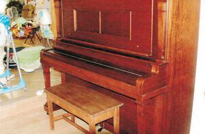 Piano droit Farrand : Belle aubaine Saguenay Saguenay-Lac-Saint-Jean image 2
