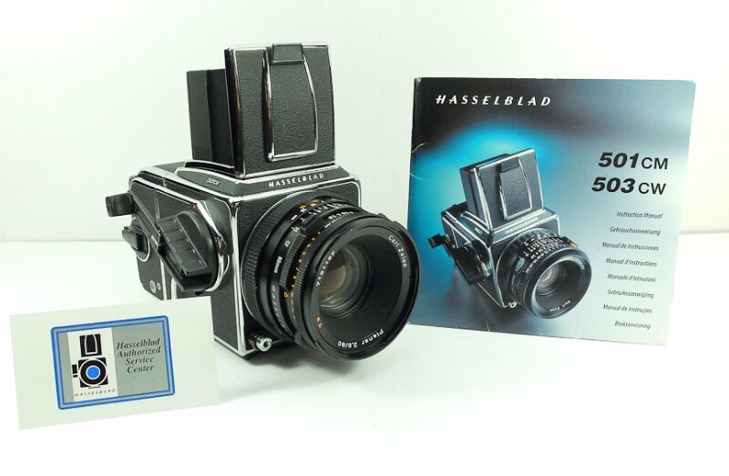 HASSELBLAD 500CM 501CM 503CW, CAMERAS, LENSES FOR SALE & TRADE