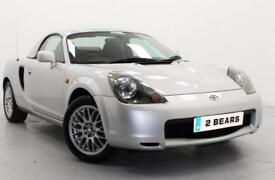 Toyota MR2 MK3 1.8 VVT-i Roadster 2dr Convertible - 2000 (W) - Silver