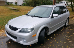 "2003 Mazda Protege 5 ""Moving sale"""
