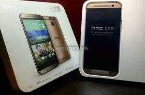 HTC M8 (brand new in box)