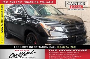 2016 Honda Pilot Touring + CERTIFIED 7YR/160K + YEAR-END CLEAROU