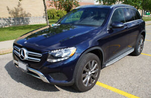 2016 Mercedes-Benz GLC 300 SUV, Crossover - LEASE TAKE OVER!!