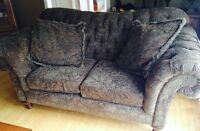SuperStyle Loveseat Sofa made in Canada