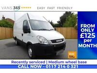 Iveco Daily MWB 2.8 TONNE TRAIN WEIGHT 35S11V