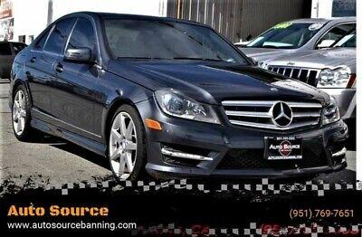 2013 Mercedes-Benz C-Class C 250 Sport 4dr Sedan Auto Source Banning, CA
