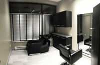 Salon Suite Fully Furnished