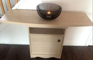 $20               --- Table Console ---