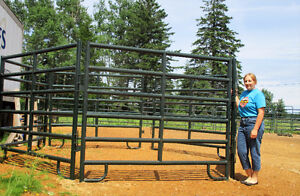 Chute panels for cattle or other livestock uses