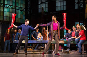 KINKY BOOTS - REAL FRONT ROW SEATS SEATS - TD - APR 25