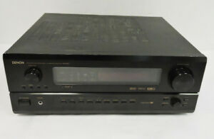 Denon AVR-3801 Integrated A/V Surround Receiver