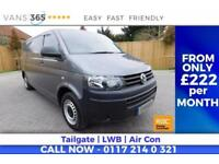VW Transporter PERFECT CAMPER CONVERSION?... AIR CON 140 BHP 6 SPEED WELL MAINTA
