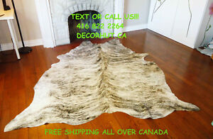 Cowhide Rug Hand Picked Brazilian Peterborough Peterborough Area image 4