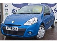 2009 RENAULT CLIO 1.2 EXTREME 3 DOOR LOW MILEAGE 1 OWNER IDEAL FIRST CAR FINANC