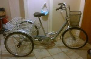 50%OFF JUST SERVICED RARE Top ADULT TRIKE Tricycle ALLOYS CHEAP!! Carnegie Glen Eira Area Preview