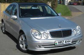 Mercedes-Benz E320 CDI 3.0TD 7G-Tronic 2005 V6 CDI Avantgarde