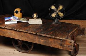 vintage industriel antique creation unique meuble deco 100% recy