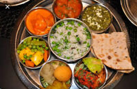 Mom's Kitchen - Indian Pure Vegetarian Food!