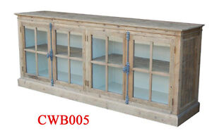 Salvaged Wood and French Country Style Furniture! 66% OFF!