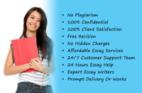 Essays Writing Service- 24 Hours Delivery