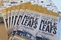 Leafs End Zone Golds 7-Game Pack