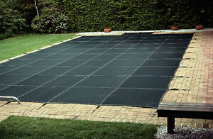 Swimming pool safety covers, winter covers and leaf nets. Cambridge Kitchener Area image 5