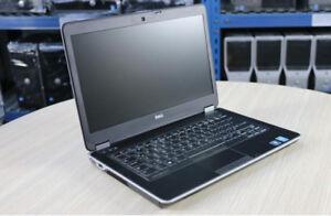 Laptop Dell Latitude E6440 i5-4310M 2.7 Ghz 8 Go HDMI 6 mois gar