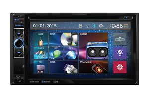 "6.2"" GPS Navigation, DVD, Bluetooth Aux USB - WOW!!!"