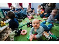 Fun and Interactive Spanish Baby/Toddler classes, 0-5 years