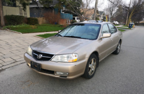 2002 Acura TL CERTIFIED