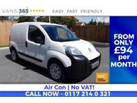 Citroen Nemo NO VAT 660 ENTERPRISE HDI AIR CON HANDS FREE BLUETOOTH SIDE DOOR