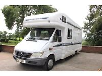 2001 Mercedes Autotrail Mohican 5 Berth Luxury Motorhome