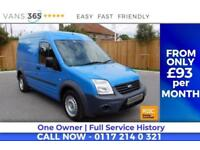 Ford Transit Connect F/S/H REAR RACKING HAND WASH SIDE DOOR CLEAN VAN LWB