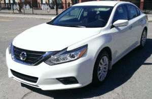 2018 NISSAN ALTIMA~CERTIFIED~ONLY 13,000KM~WHITE~BLUETOOTH~POWER
